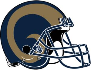 Rams Helmet 2000-Present Source: http://www.sportslogos.net/