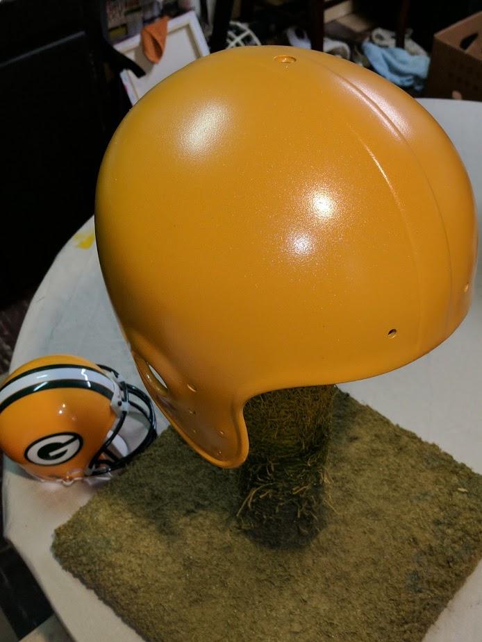 NFL Helmet Paint Color Guide |